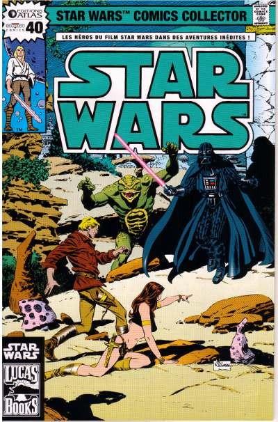 Couverture de Star Wars (Comics Collector) -40- Numéro 40