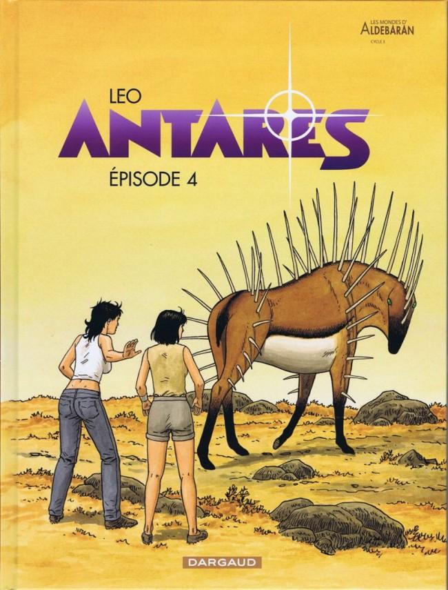 Couverture de Antarès (Leo) -4- Épisode 4