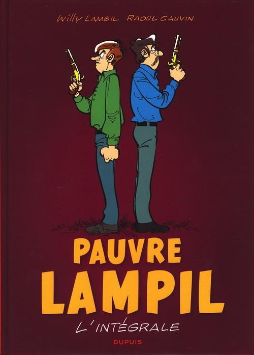 Couverture de Pauvre Lampil -INT- L'intégrale