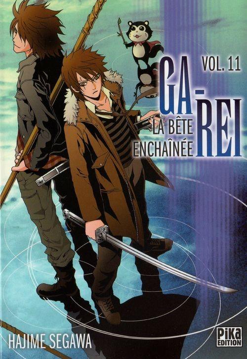 Couverture de Ga-Rei - La bête enchaînée -11- Vol. 11