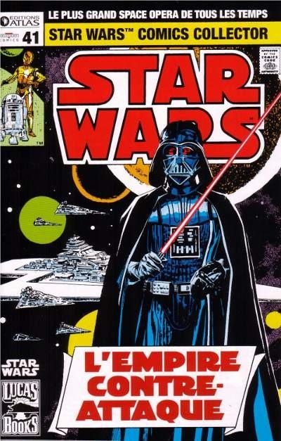 Couverture de Star Wars (Comics Collector) -41- Numéro 41
