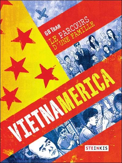 Couverture de Vietnamerica