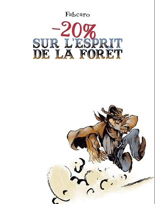 Couverture de -20% sur l'esprit de la forêt