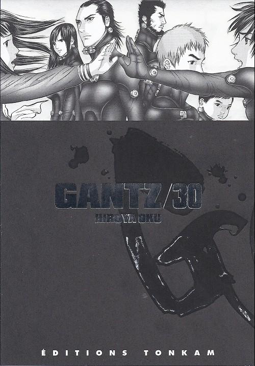 Couverture de Gantz -30- Gantz 30