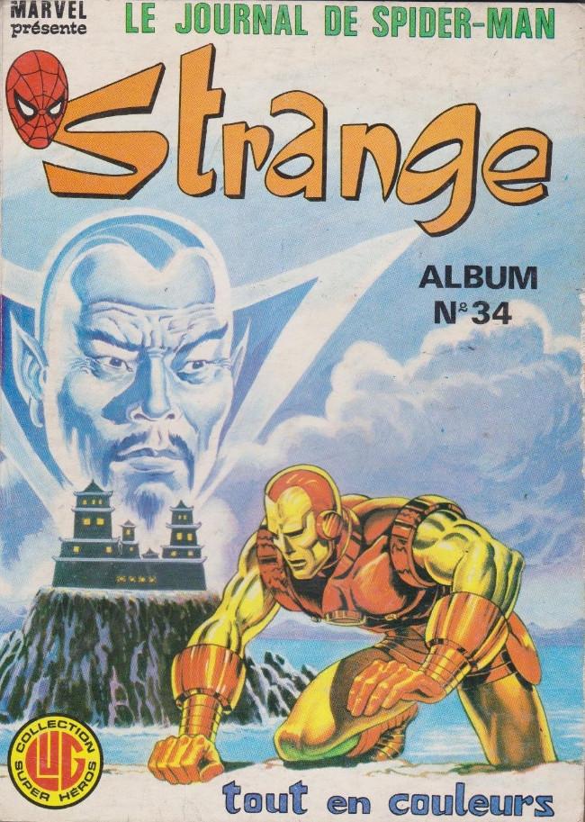 Couverture de Strange -Rec034- Album N°34 (du n°101 au n°103)