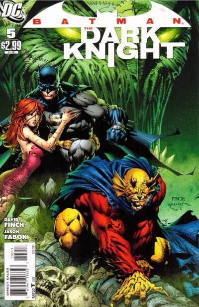 Couverture de Batman: The Dark Knight (2010) -5- Golden dawn part 5
