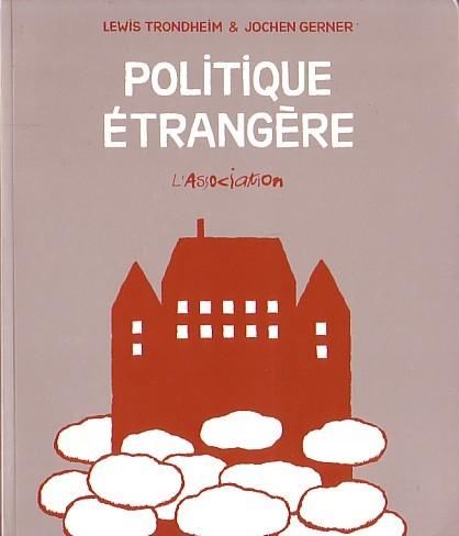 Politique étrangère One shot cbz et pdf