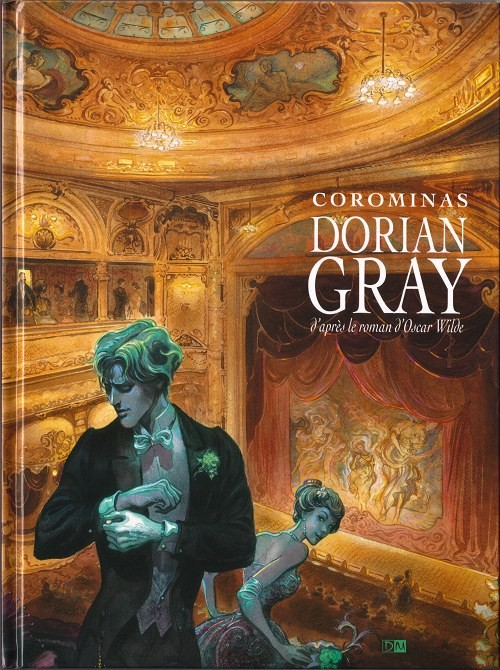 Couverture de Dorian Gray