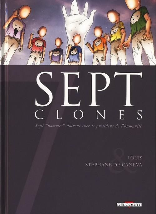 Couverture de Sept -10- Sept clones