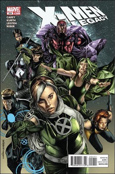 Couverture de X-Men Legacy (2008) -254- Five miles south of the universe part 1