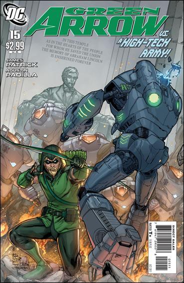 Couverture de Green Arrow (2010) -15- Endgame