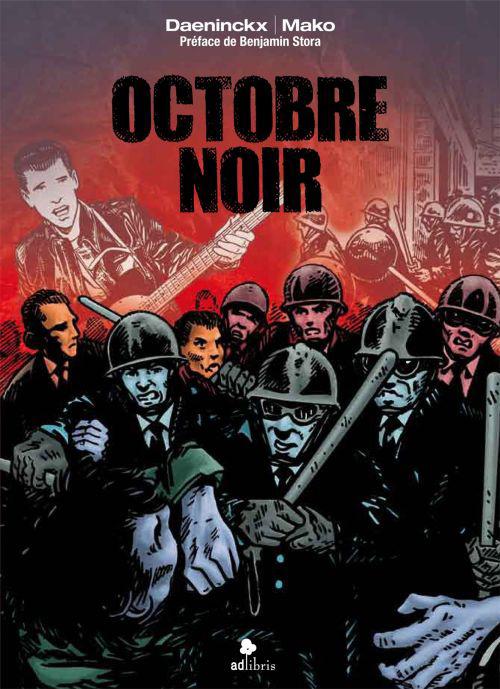 Couverture de Octobre noir