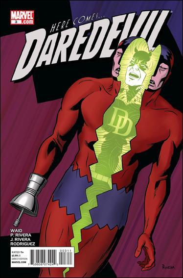 Couverture de Daredevil Vol. 3 (Marvel - 2011) -3- Untitled