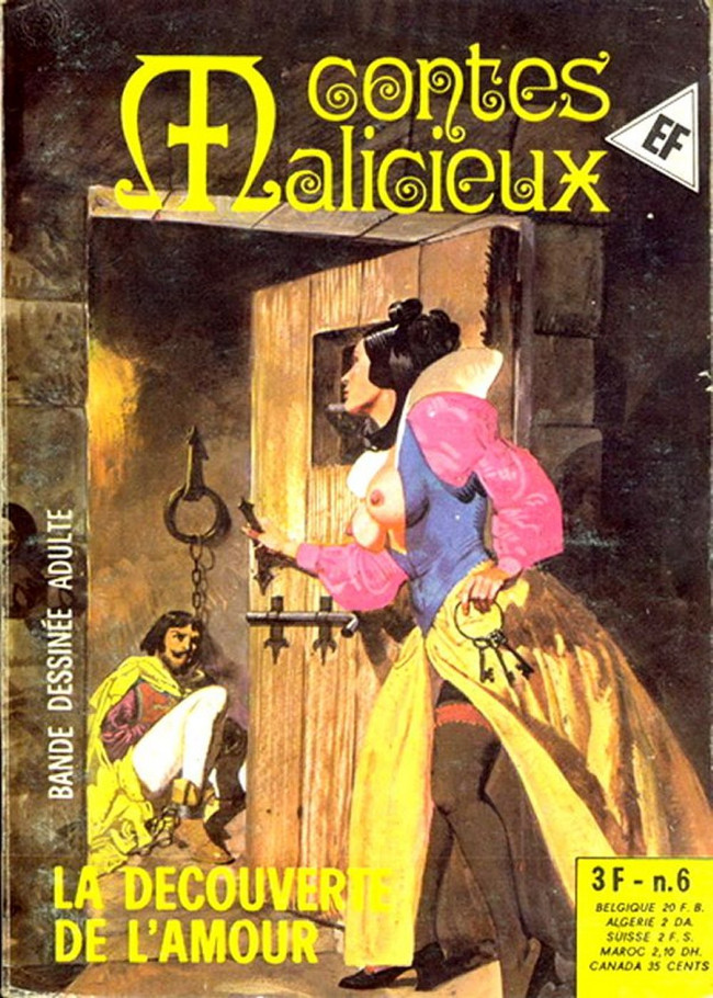 Contes malicieux - 14 tomes (suite)