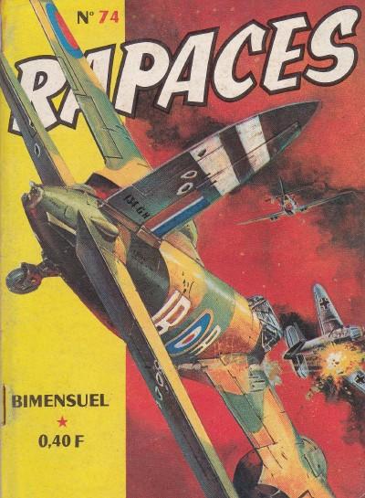 Couverture de Rapaces (Impéria) -74- Coup direct