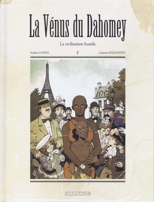 La vénus du Dahomey