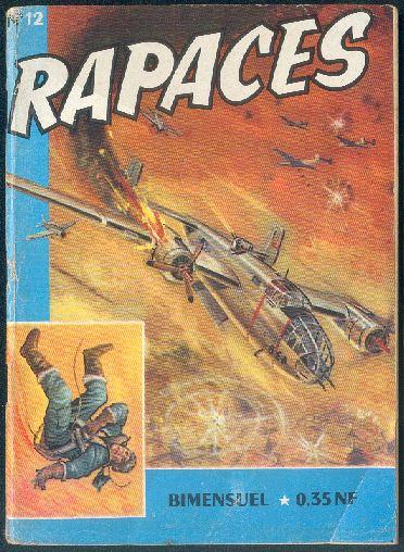 Couverture de Rapaces (Impéria) -12- Les héros de Malte