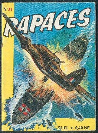 Couverture de Rapaces (Impéria) -31- Vipère du ciel 1/2 - Forteresses volantes 1/2