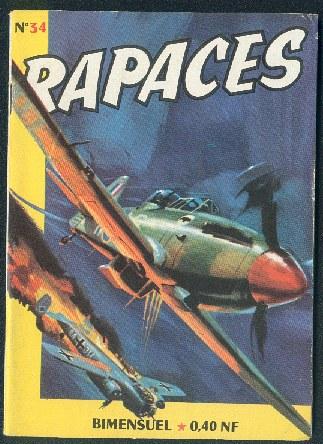 Couverture de Rapaces (Impéria) -34- Mision à Tokyo 2/2 - Triple coup 1/2