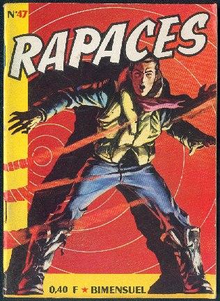 Couverture de Rapaces (Impéria) -47- Deux étourdis 2/2 - Le dernier des Gladiators 1/2