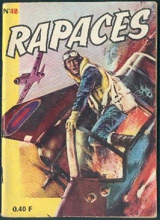 Couverture de Rapaces (Impéria) -48- Le dernier des Gladiators 2/2 - Rendez-vous avec la gloire1/2