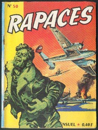 Couverture de Rapaces (Impéria) -50- L'invincible Armada