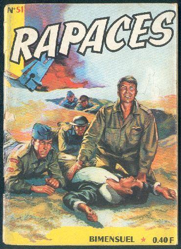Couverture de Rapaces (Impéria) -51- Force X