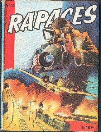 Couverture de Rapaces (Impéria) -55- Défense côtière