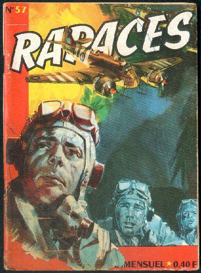 Couverture de Rapaces (Impéria) -57- Ils étaient trois copains
