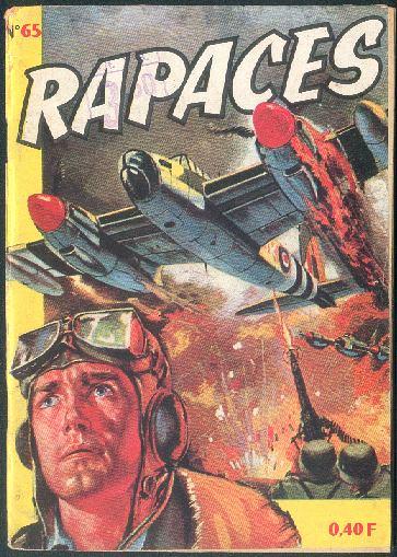 Couverture de Rapaces (Impéria) -65- Lâche ou héros ?