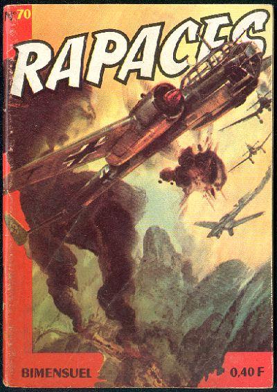 Couverture de Rapaces (Impéria) -70- Escadrille Mosquito