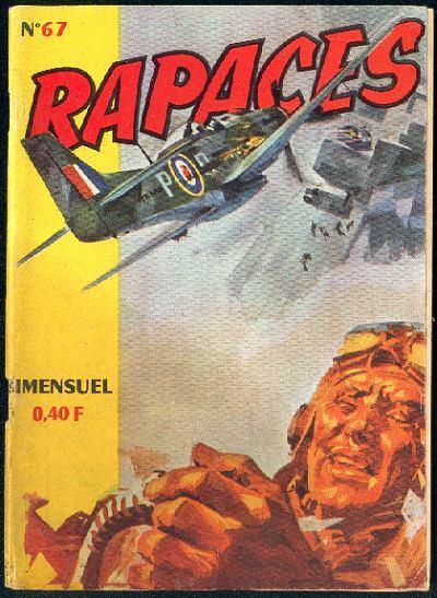 Couverture de Rapaces (Impéria) -67- Tourbillon dans le ciel