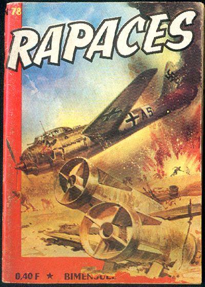 Couverture de Rapaces (Impéria) -78- Les Tomahawks
