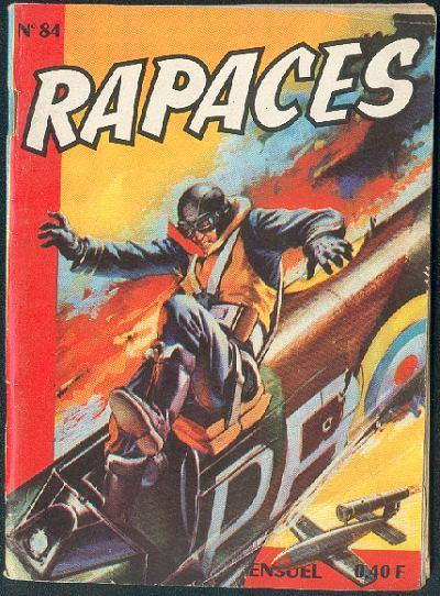 Couverture de Rapaces (Impéria) -84- Les as du ciel