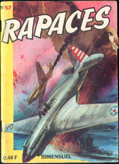 Couverture de Rapaces (Impéria) -87-