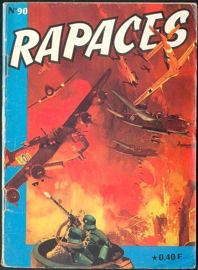 Couverture de Rapaces (Impéria) -90- Opération malchance