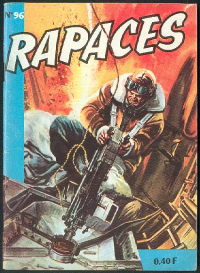 Couverture de Rapaces (Impéria) -96- Les indomptés