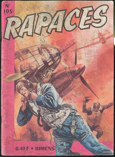 Couverture de Rapaces (Impéria) -105- Dette de courage