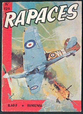 Couverture de Rapaces (Impéria) -121- Pilote factice