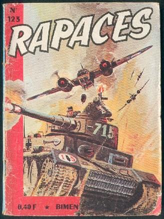 Couverture de Rapaces (Impéria) -123- Plus que cinq secondes...