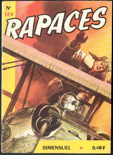 Couverture de Rapaces (Impéria) -126- Les canons de Sorrella
