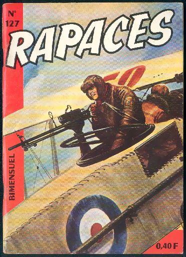 Couverture de Rapaces (Impéria) -127- Mission spéciale