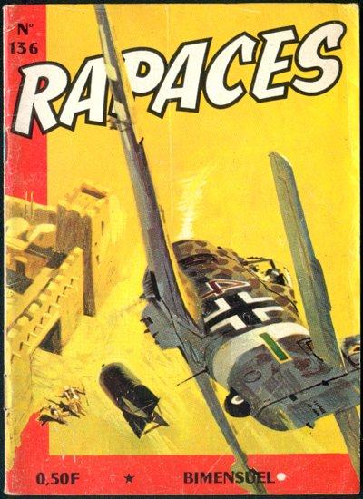 Couverture de Rapaces (Impéria) -136- Les survivants