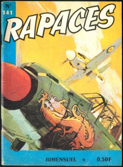 Couverture de Rapaces (Impéria) -141- L'irascible
