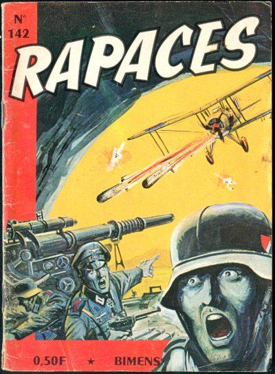 Couverture de Rapaces (Impéria) -142- Le bousilleur