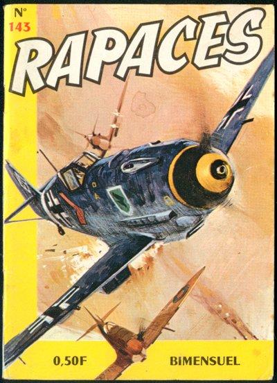 Couverture de Rapaces (Impéria) -143- Les quat'yeux