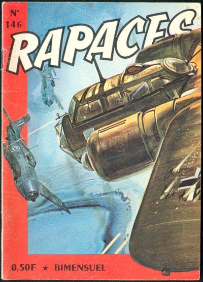 Couverture de Rapaces (Impéria) -146- Veinard ou héros