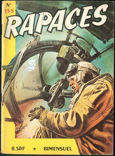 Couverture de Rapaces (Impéria) -155- Cruelle moisson