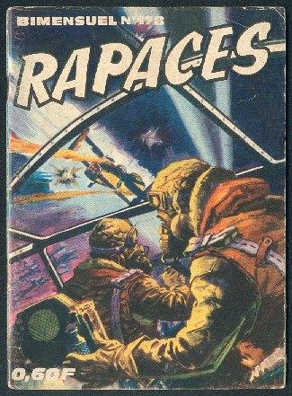 Couverture de Rapaces (Impéria) -178- Du désastre au triomphe