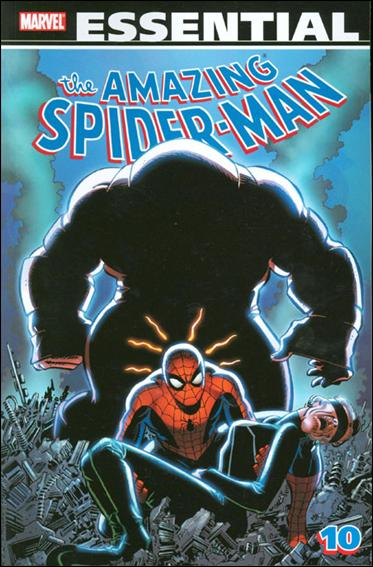 Couverture de Essential Spider-Man (The) / Essential: The Amazing Spider-Man (2001) -INT10- Volume 10